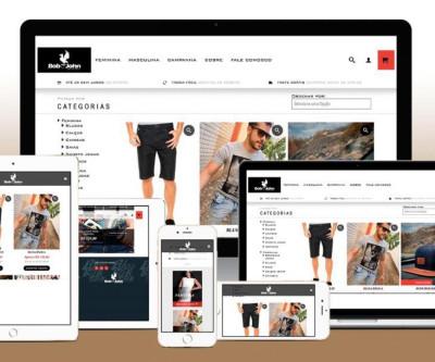 E-commerce Profissional e Otimizado